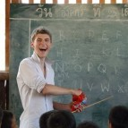 Beim Unterrichten